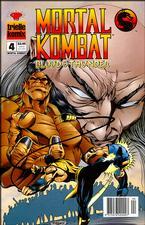 Mortal Kombat: Blood And Thunder